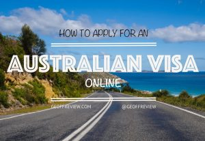 How to apply for Australian visa online