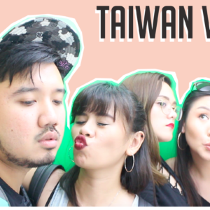 taiwan travel blog itinerary