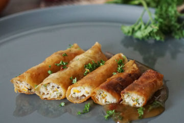 jollibee lumpiang shanghai recipe how to make lumpiang shanhai crispy