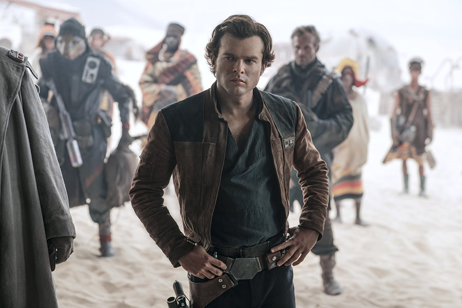 solo: a star wars story full movie review