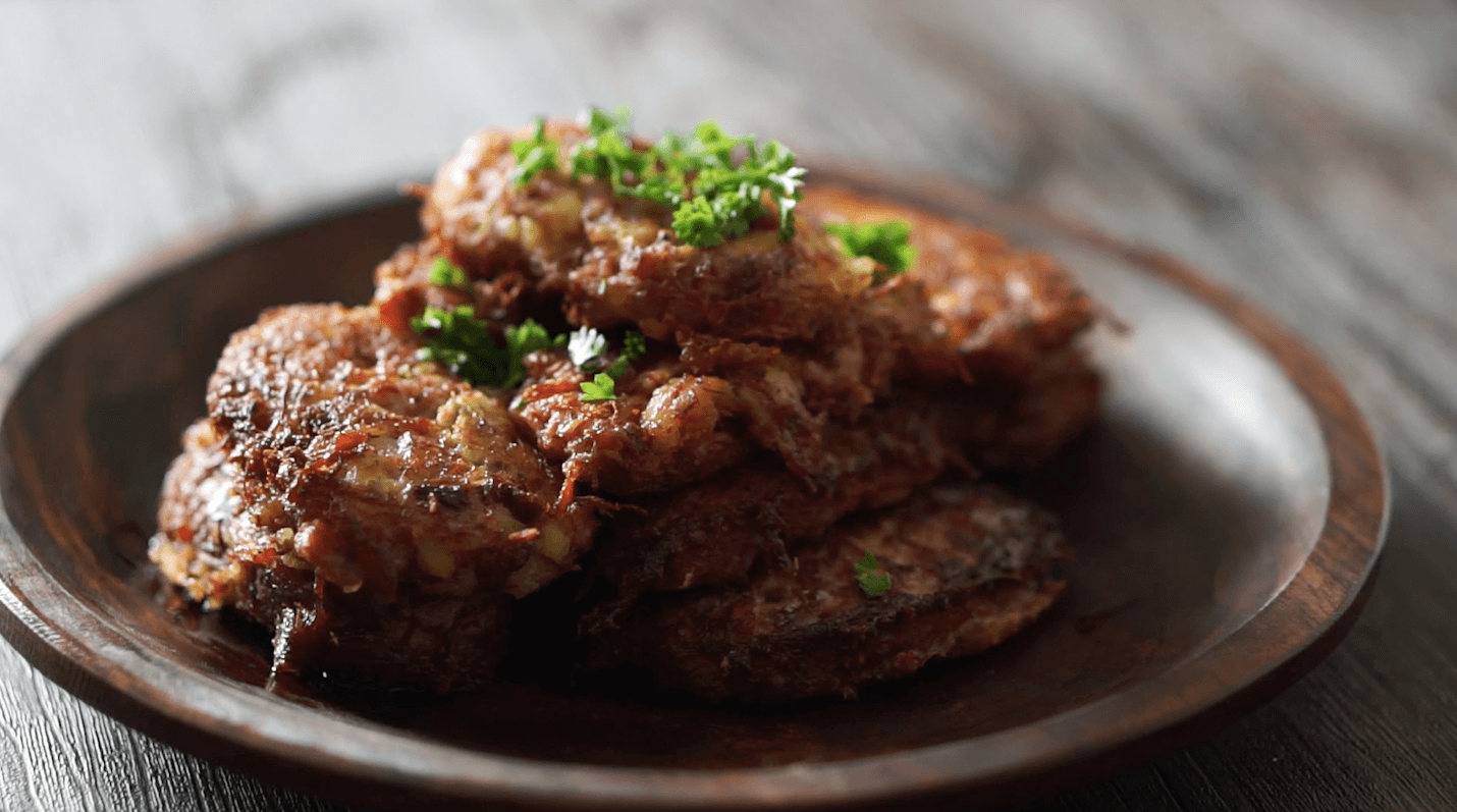 How to Make Corned Beef Hash from Scratch nuggets