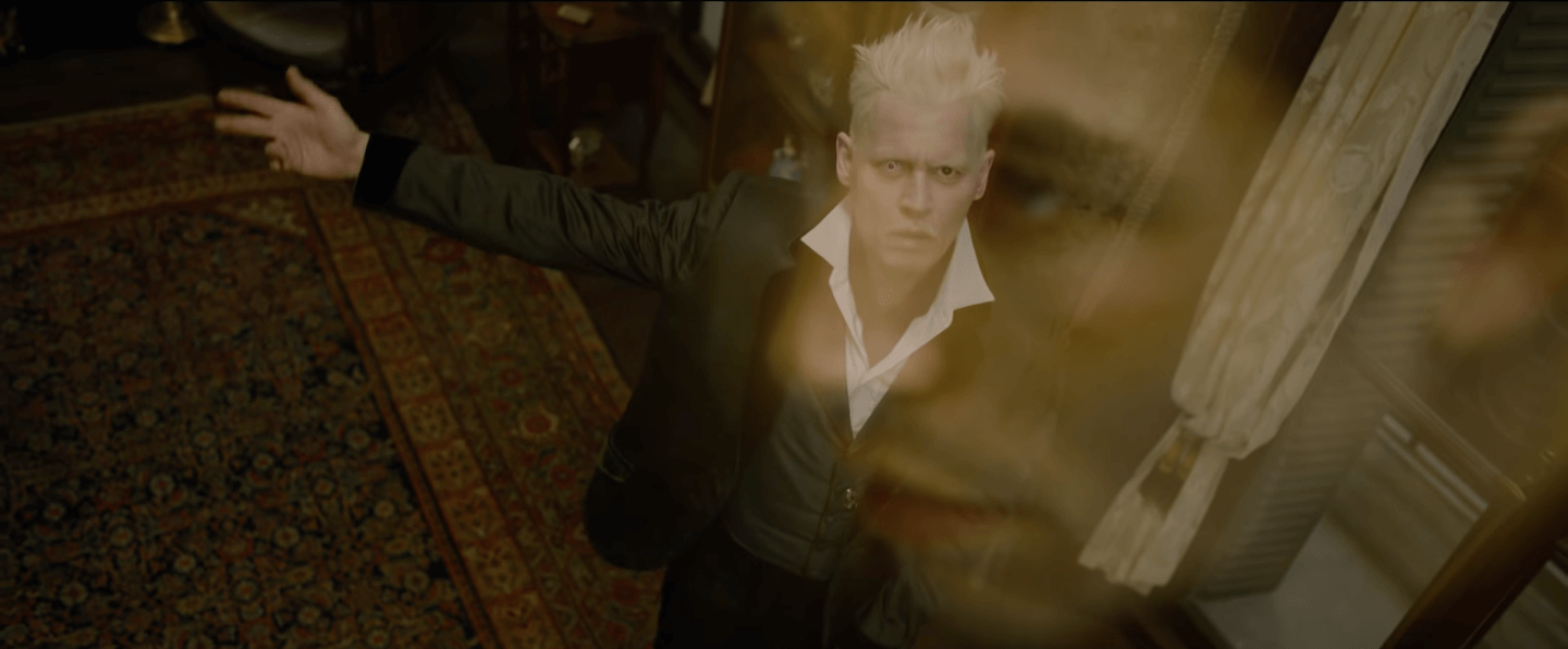 fantastic beasts the crimes of grindelwald vision
