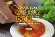 canned tuna spring rolls recipe san marino corned tuna recipes sarap home