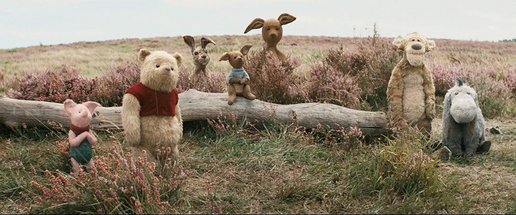 christopher robin cast