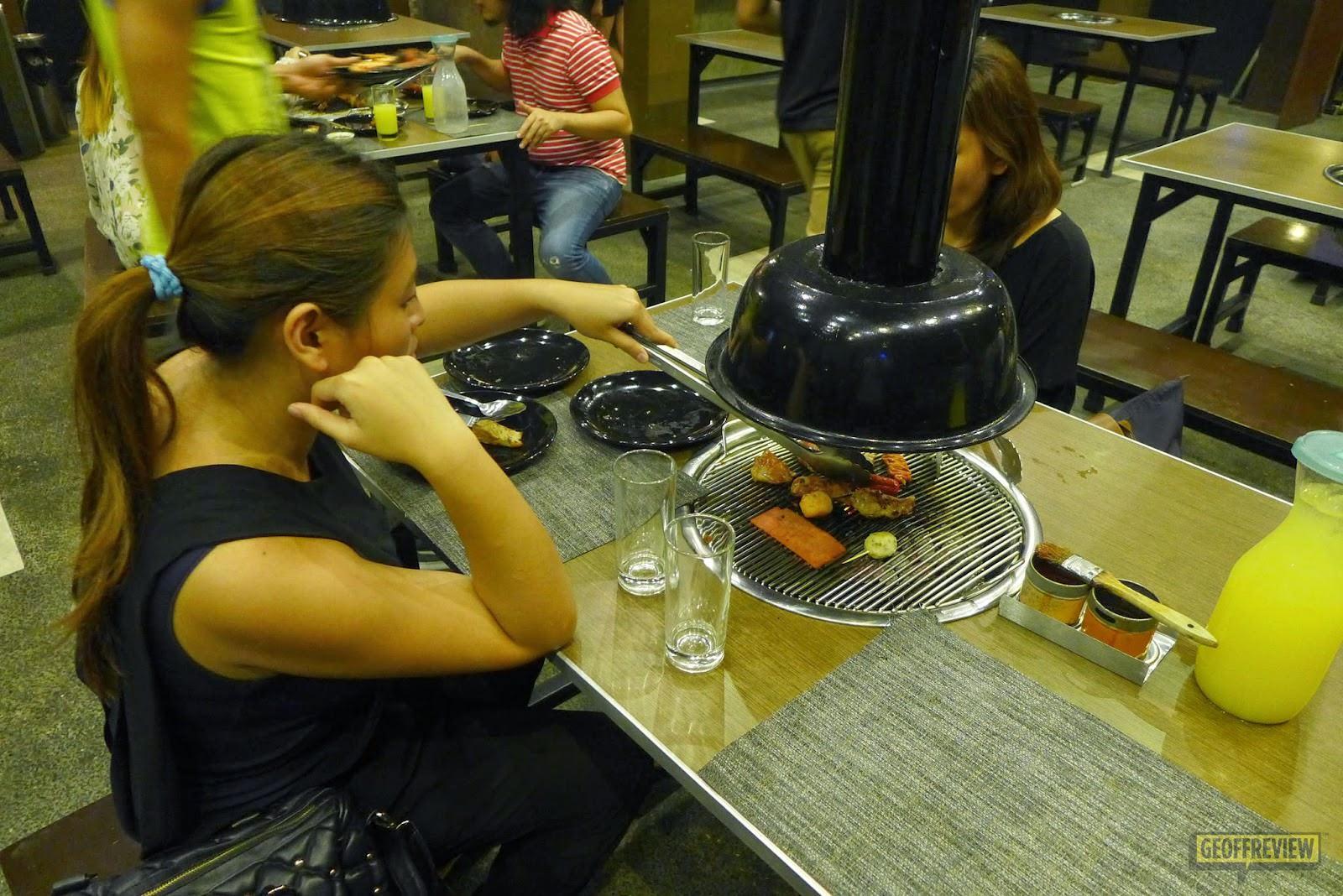 charaptor buffet
