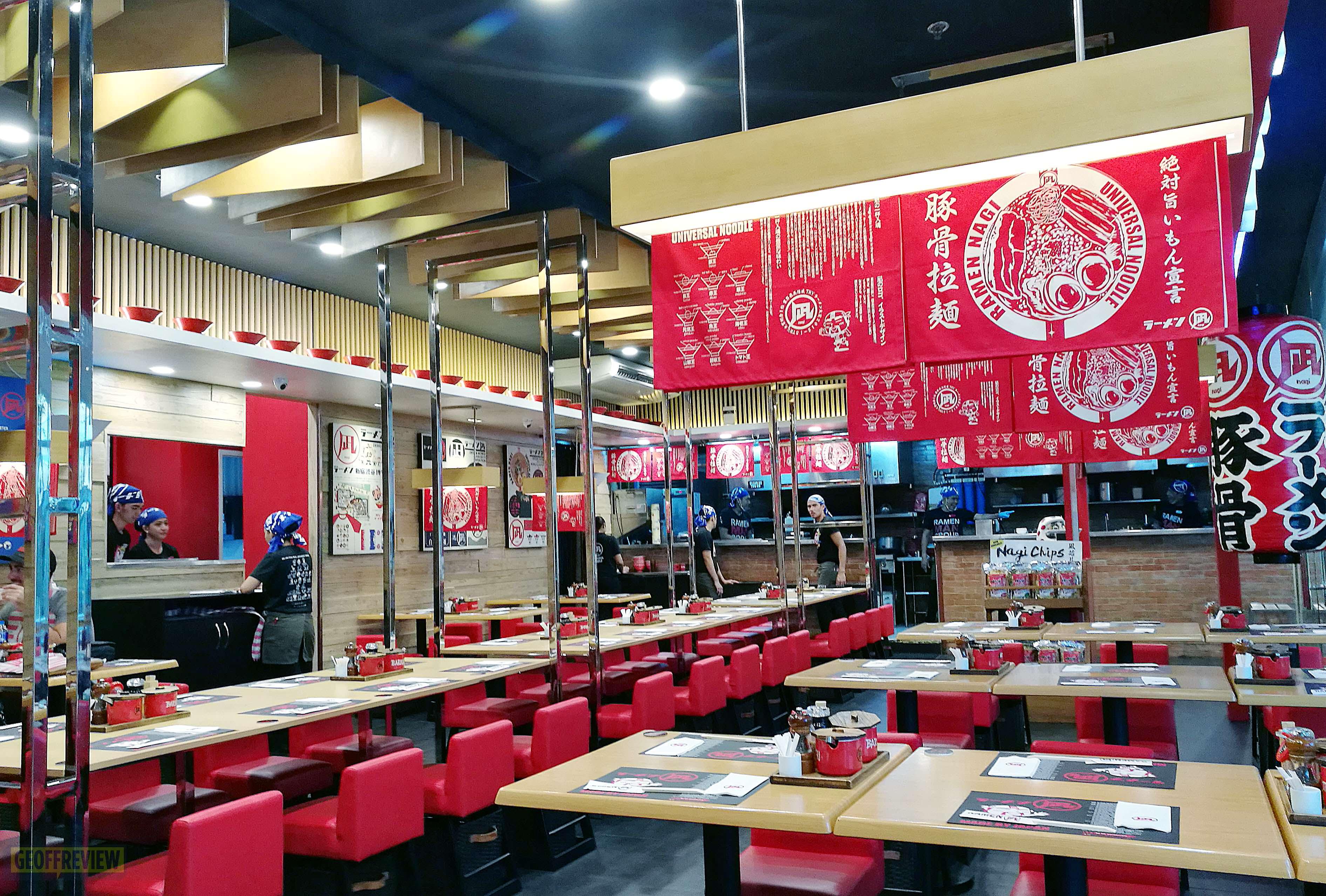 ramen nagi menu and prices