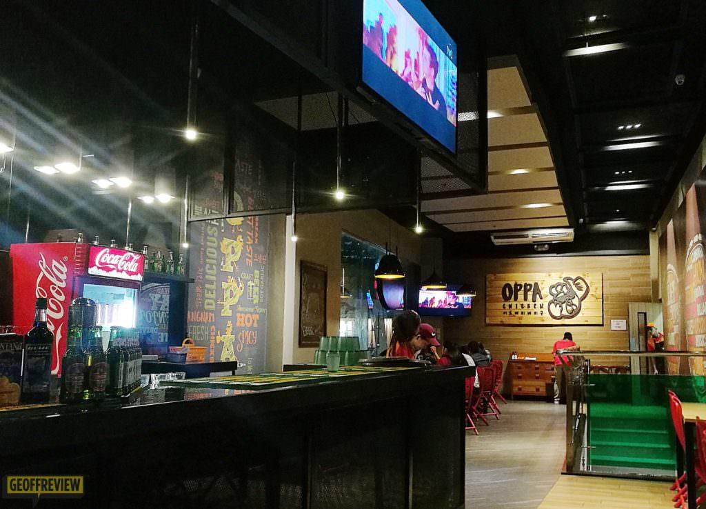 oppa chicken philippines menu