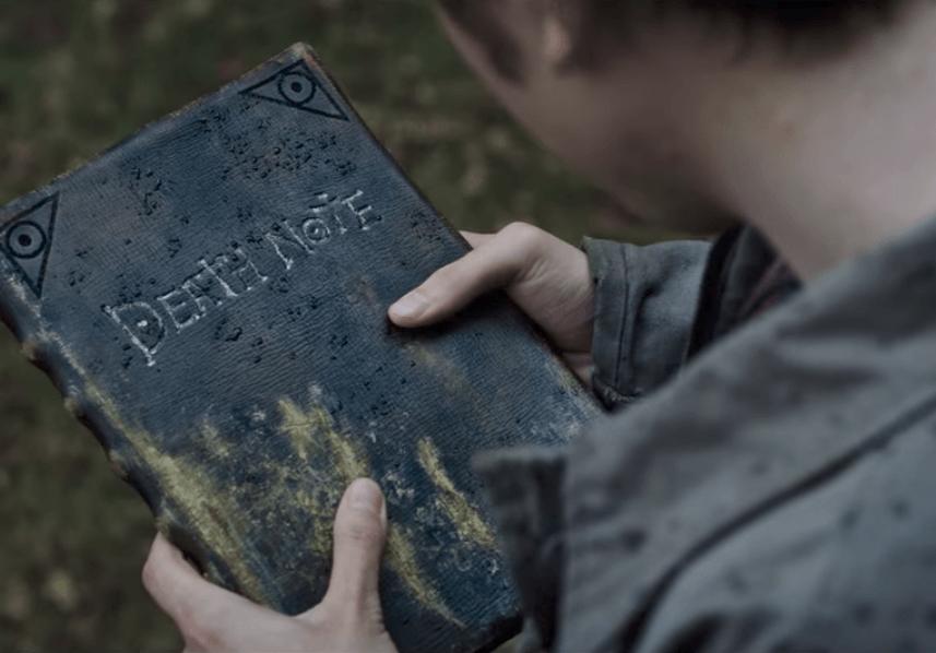 death note netflix film