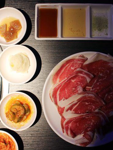 gen korean bbq moa menu