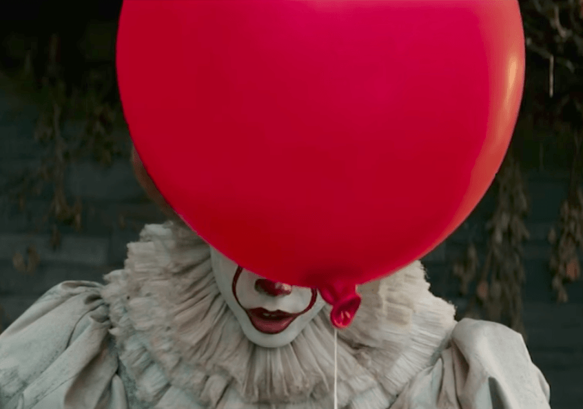 IT pennywise movie