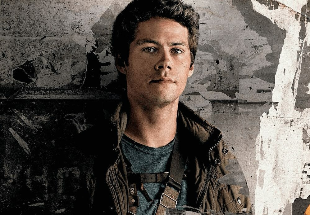 maze runner 2 character posters