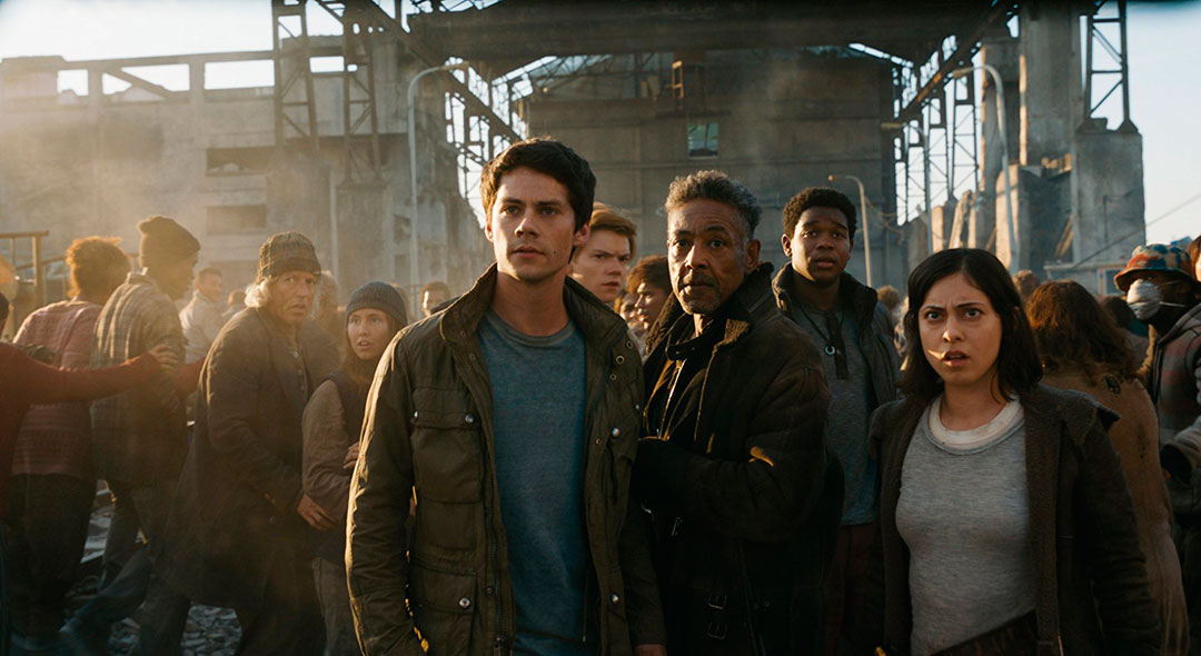 maze runner the death cure trailer