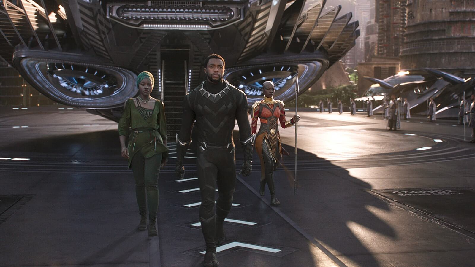 black panther full movie review