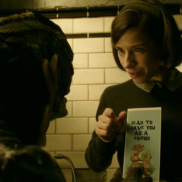 shape of water full movie review