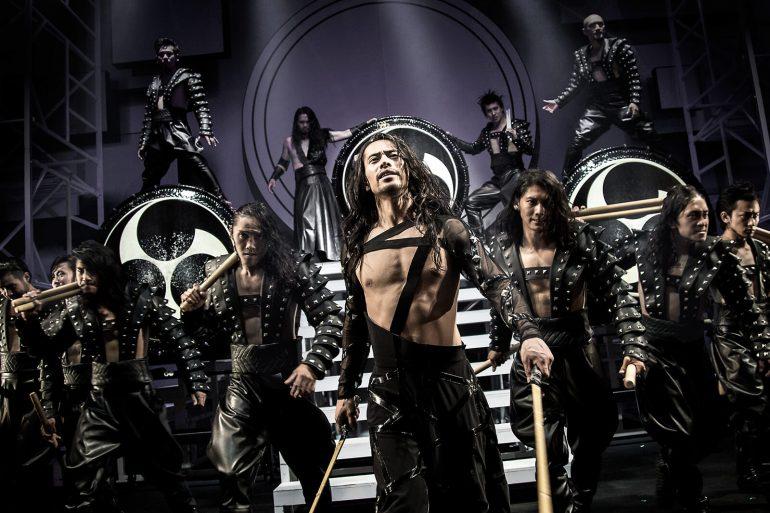 Drum Tao samurai drum rock