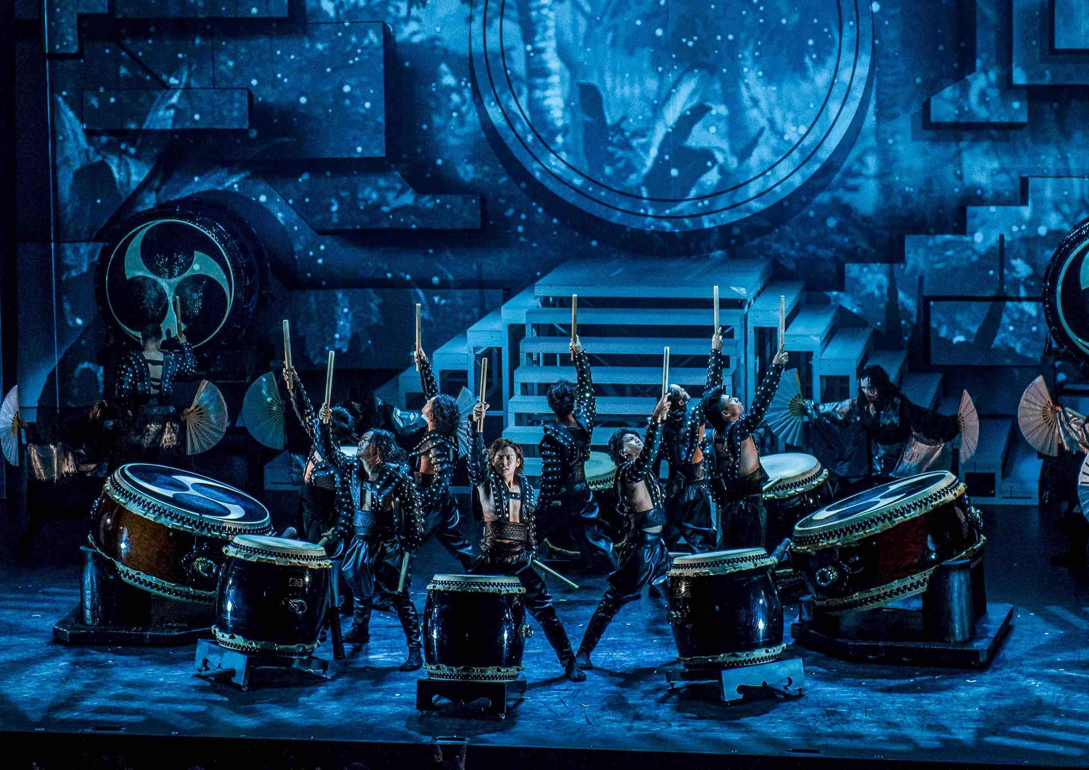 Drum Tao tour dates