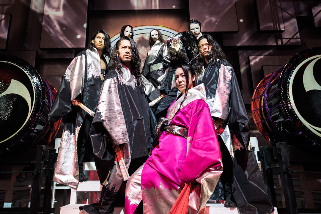 drum tao members