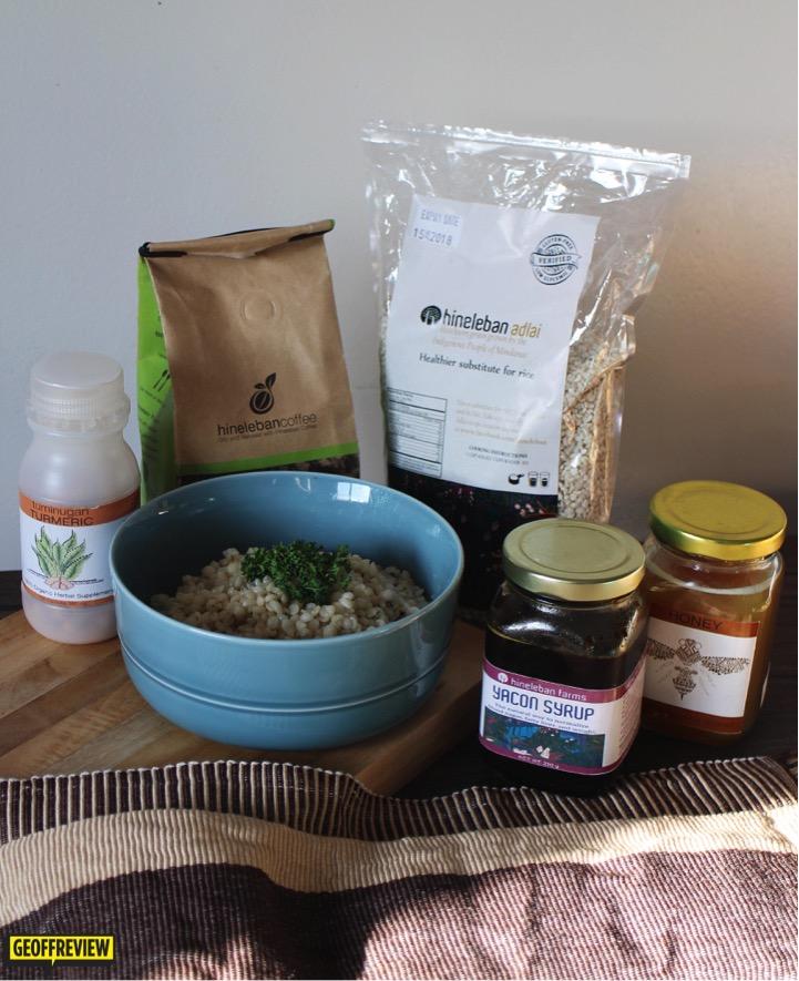 Hineleban Farms - Hineleban Rice