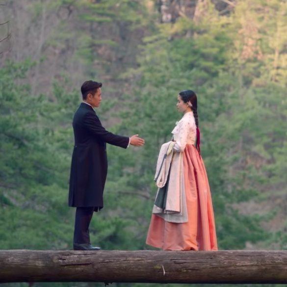 mr. sunshine cast korean drama