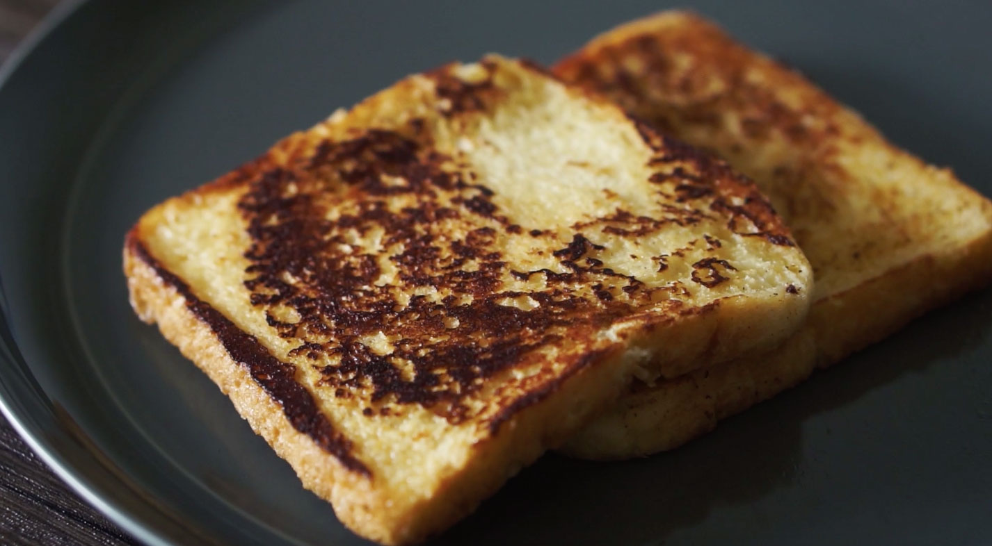 eggy bread best french toast recipe for 1 filipino style