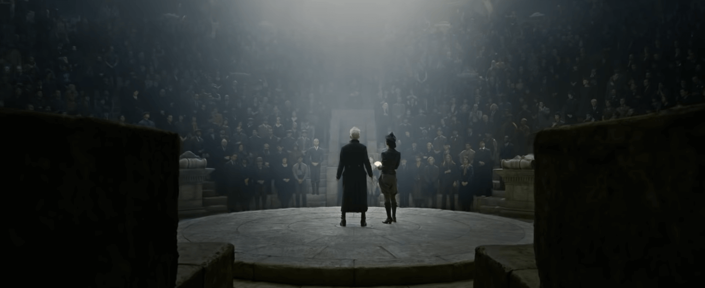 fantastic beasts the crimes of grindelwald grindelwald death eaters