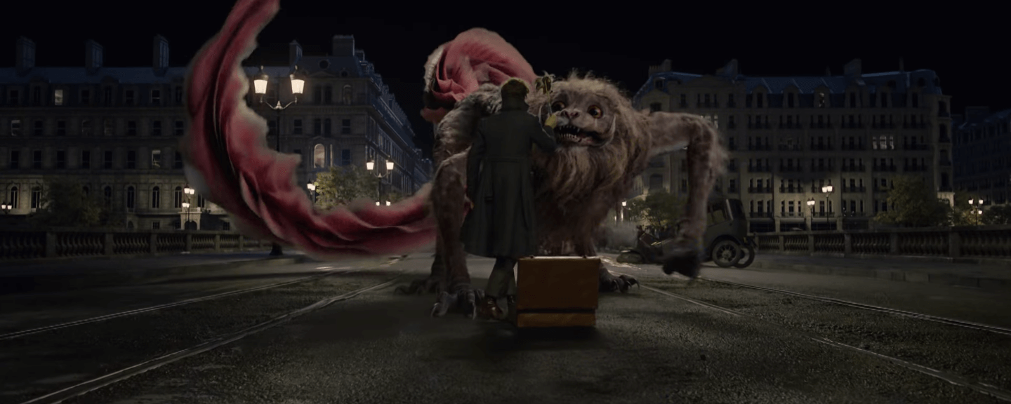fantastic beasts the crimes of grindelwald oni
