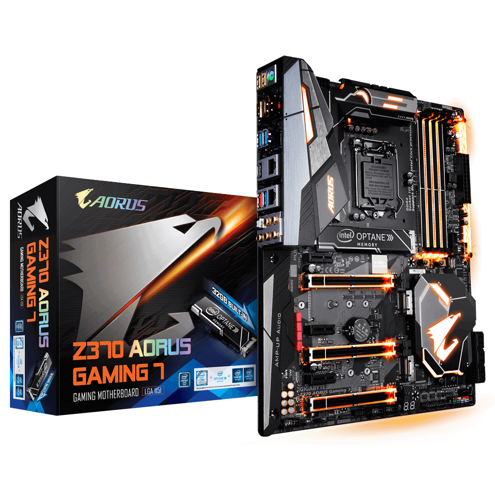Gigabyte's TOP Gaming Motherboard