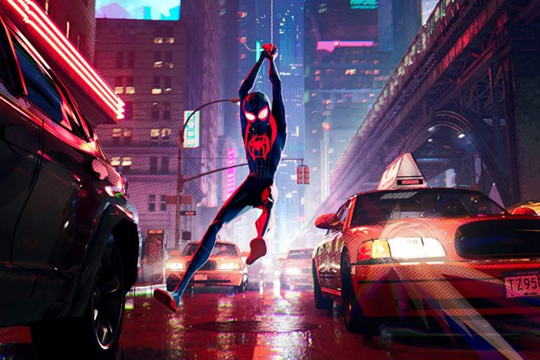 spider-verse review