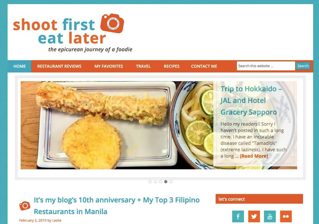 filipino blog