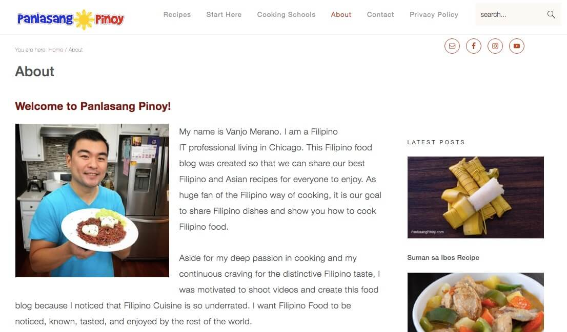 filipino food bloggers instagram