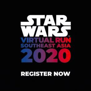 Star Wars Virtual Run SEA