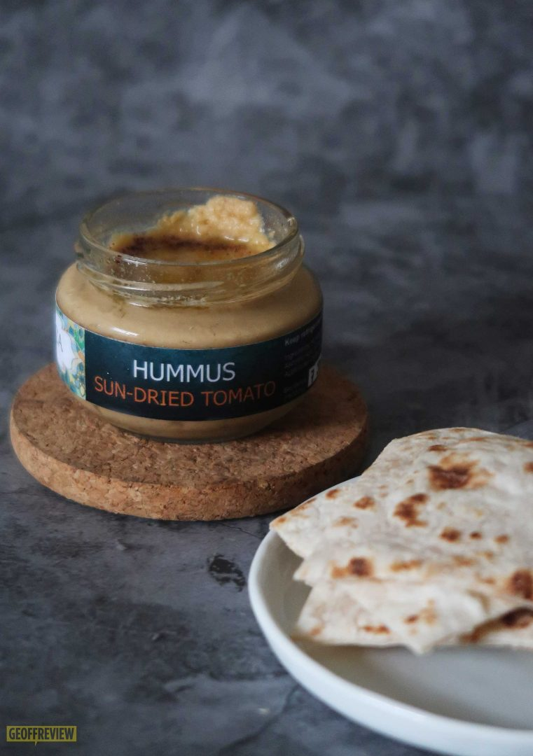 authentic hummus manila