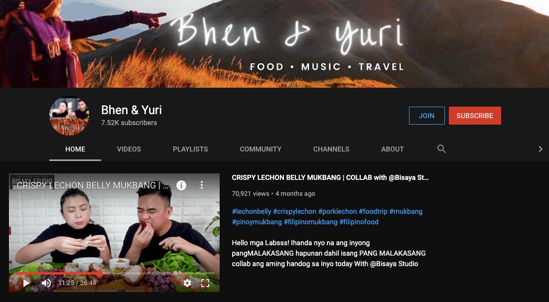 bhen and yuri
