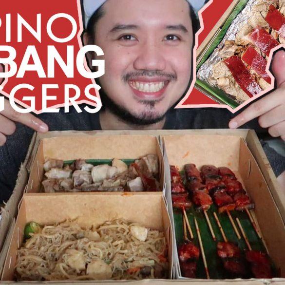 filipino mukbang vloggers mukbang philippines