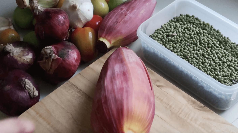 ginisang munggo ingredients