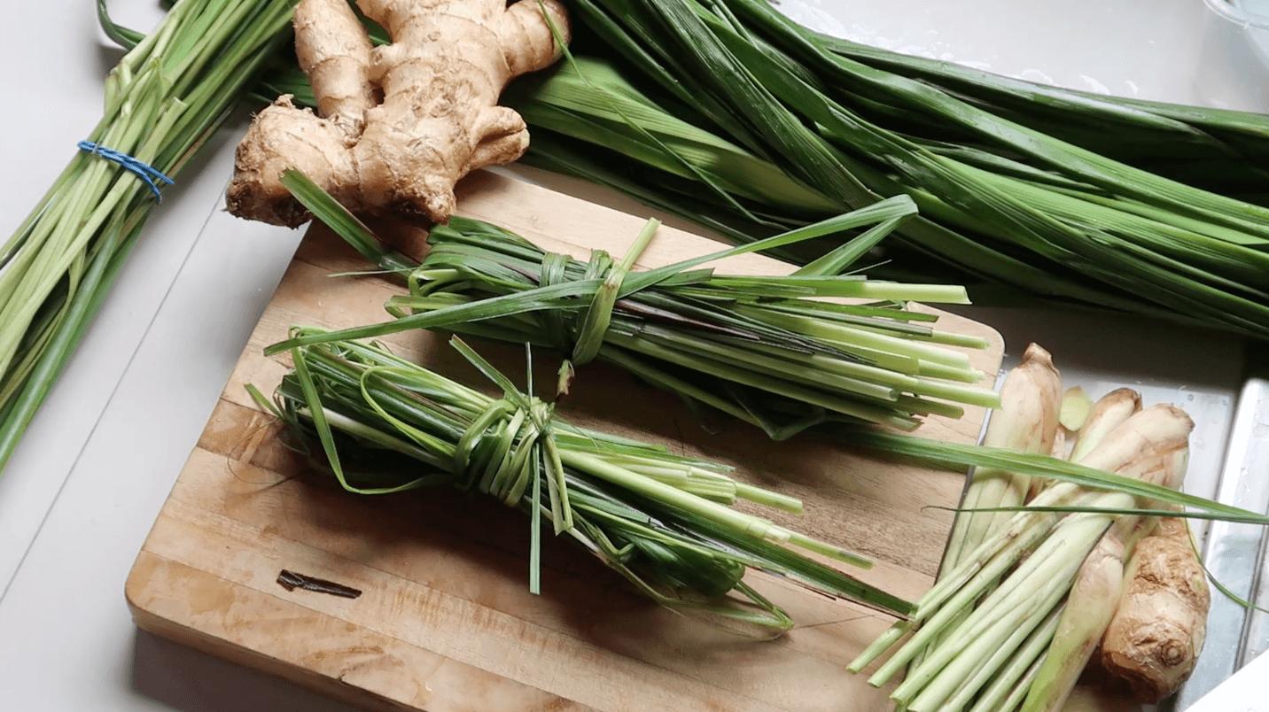 how to make lemongrass tea benefits