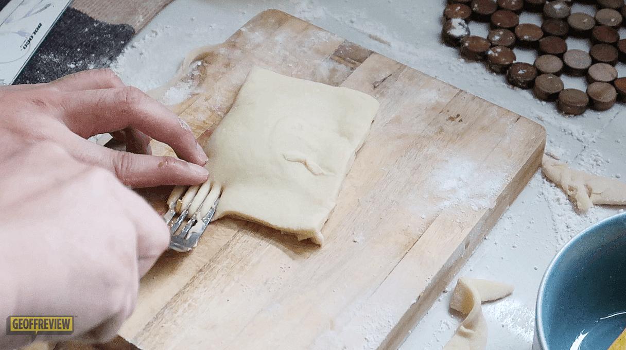 how to reheat jollibee peach mango pie