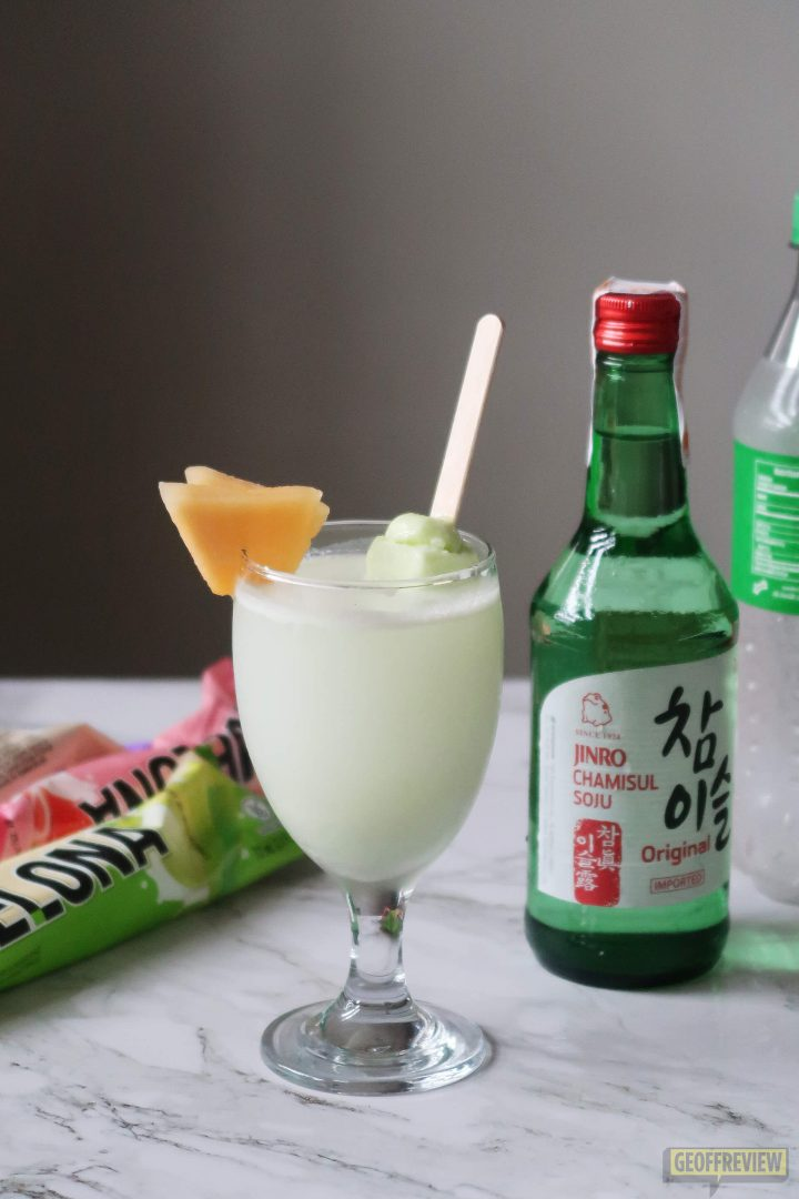 jinro flavored soju