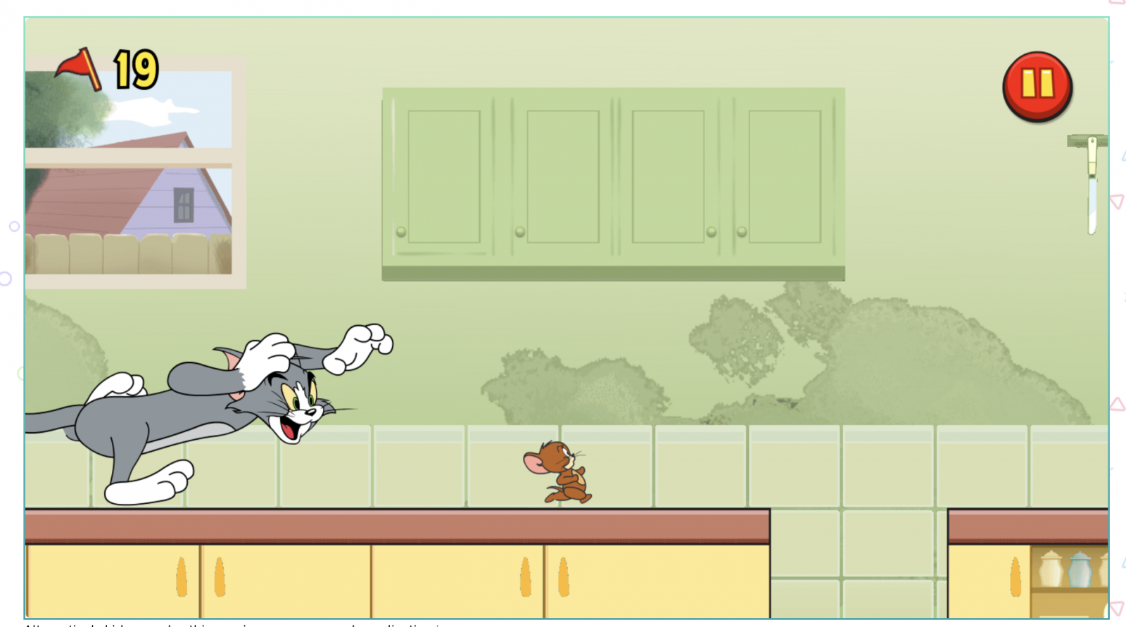 plays.org tom and jerry online game