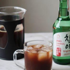 soju coffee
