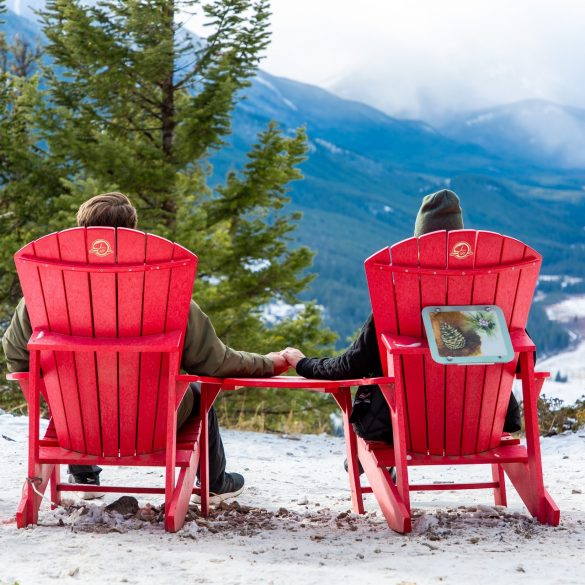 top 4 plces to visit in banff